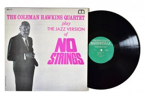The Coleman Hawkins Quartet Play The Jazz Version Of No Strings / コールマン・ホーキンス<img class='new_mark_img2' src='https://img.shop-pro.jp/img/new/icons6.gif' style='border:none;display:inline;margin:0px;padding:0px;width:auto;' />