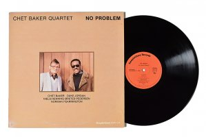 Chet Baker Quartet / No Problem / チェット・ベイカー<img class='new_mark_img2' src='https://img.shop-pro.jp/img/new/icons6.gif' style='border:none;display:inline;margin:0px;padding:0px;width:auto;' />
