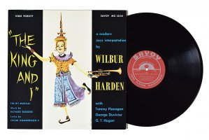 Wilbur Harden / The King And I / ウィルバー・ハーデン / 王様と私<img class='new_mark_img2' src='https://img.shop-pro.jp/img/new/icons6.gif' style='border:none;display:inline;margin:0px;padding:0px;width:auto;' />