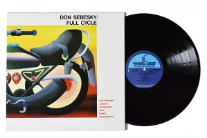 Don Sebesky / Full Cycle / ドン・セベスキー<img class='new_mark_img2' src='https://img.shop-pro.jp/img/new/icons6.gif' style='border:none;display:inline;margin:0px;padding:0px;width:auto;' />