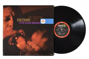 John Coltrane / Live At The Village Vanguard / ジョン・コルトレーン<img class='new_mark_img2' src='https://img.shop-pro.jp/img/new/icons6.gif' style='border:none;display:inline;margin:0px;padding:0px;width:auto;' />