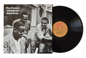 Art Tatum, Lionel Hampton, Buddy Rich / The Tatum - Hampton - Rich Trio / テイタム・ハンプトン・リッチ・トリオ