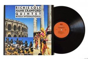 Richie Cole Hank Crawford Quintet / Bossa International / リッチー・コール