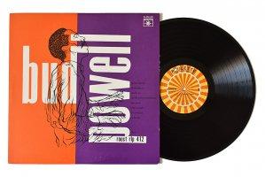 The Bud Powell Trio / バド・パウエル