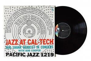 Bud Shank Quartet With Bob Cooper / Jazz At Cal-Tech / バド・シャンク