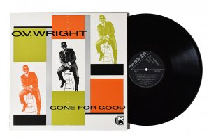 O.V. Wright / Gone For Good / O.V.ライト