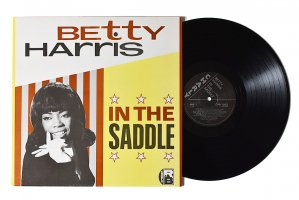 Betty Harris / In The Saddle / ベティ・ハリス