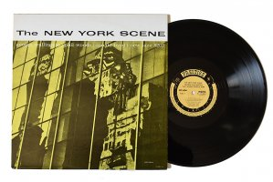 George Wallington Quintet Featuring Phil Woods Donald Byrd / The New York Scene / ジョージ・ウォーリントン