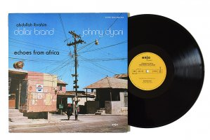 Dollar Brand / Johnny Dyani / Echoes From Africa / ダラー・ブランド / ジョニー・ダイヤニ