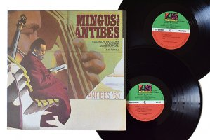 Charles Mingus / Mingus At Antibes / チャーリー・ミンガス