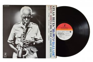 Sonny Stitt & His West Coast Friends / Atlas Blues Blow! & Ballade / ソニー・スティット