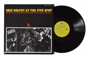 Eric Dolphy / At The Five Spot Vol.2 / エリック・ドルフィー