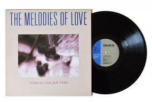 Toshio Osumi Trio / The Melodies Of Love / 大隅寿男 トリオ