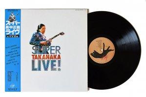 Super Takanaka Live! / スーパー 高中正義 ライブ