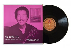Kazuhiko Takeda With Strings / The Good Life / 竹田一彦 / 田中克彦