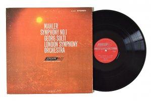 マーラー / 交響曲 第1番 / ゲオルグ・ショルティ / ロンドン交響楽団