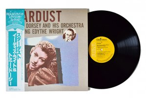 Tommy Dorsey featuring Edythe Wright / Stardust / イーディス・ライト & トミー・ドーシー / スター・ダスト