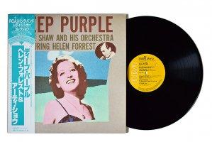 Artie Shaw featuring Helen Forrest / Deep Purple / ヘレン・フォレスト & アーティ・ショウ / ディープ・パープル