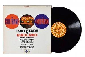 John Coltrane & Lee Morgan / Two Stars At Birdland / ジョン・コルトレーン & リー・モーガン