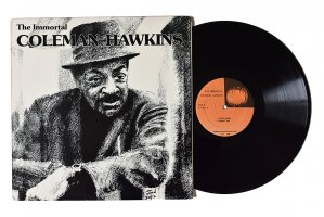 Coleman Hawkins / The Immortal / コールマン・ホーキンス