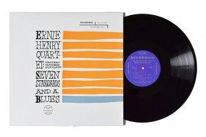Ernie Henry Quartet / Seven Standards And A Blues / アーニー・ヘンリー