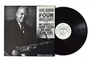 Budd Johnson And The Four Brass Giants / バド・ジョンソン