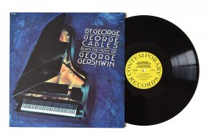 George Cables / By George : Plays The Music Of George Gershwin / ジョージ・ケイブルズ