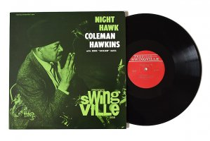 Coleman Hawkins With Eddie Lockjaw Davis / Night Hawk / コールマン・ホーキンス / エディ・ロックジョー・デイビス