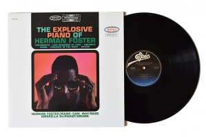 Herman Foster / The Explosive Piano Of Herman Foster / ハーマン・ホスター