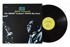 Eddie Lockjaw Davis Big Band / Trane Whistle / エディ・ロックジョー・デイビス