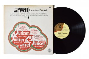 The Sunset All Stars / Jammin' At Sunset Vol.1 / ザ・サンセット・オール・スターズ