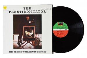 The George Wallington Quintet / The Prestidigitator / ジョージ・ウォーリントン