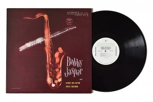 Bobby Jaspar / Tenor And Flute / ボビー・ジャスパー