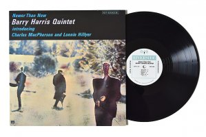 Barry Harris Quintet / Newer Than New / バリー・ハリス