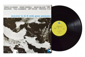 Gene Ammons All Stars / Jammin' In Hi Fi / ジーン・アモンズ