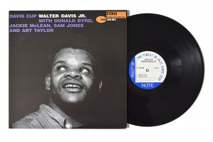 Walter Davis Jr. / Davis Cup / ウォルター・デイビス・ジュニア