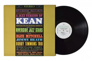 The Riverside Jazz Stars / A Jazz Version Of Kean / featuring Blue Mitchell, Jimmy Heath, 他
