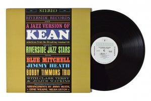 The Riverside Jazz Stars / A Jazz Version Of Kean / featuring Blue Mitchell, Jimmy Heath, 他
