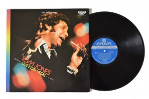 Tom Jones / Live In Las Vegas / トム・ジョーンズ