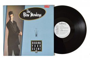 The Blow Monkeys / Digging Your Scene / ブロウ・モンキーズ