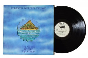 Premiata Forneria Marconi / The World Became The World / プレミアータ・フォルネリア・マルコーニ