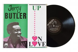 Jerry Butler / Up On Love / ジェリー・バトラー