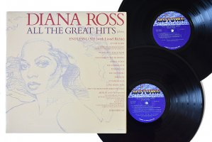 Diana Ross / All The Great Hits / ダイアナ・ロス