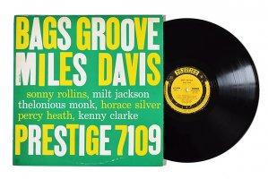 Miles Davis / Bags Groove / マイルス・デイビス