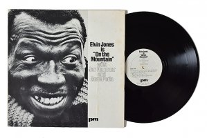 Elvin Jones / Is On The Mountain / エルヴィン・ジョーンズ