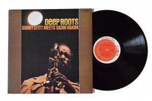 Sonny Stitt Meets Sadik Hakim / Deep Roots / ソニー・スティット / サディク・ハキム