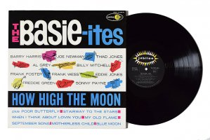 The Basie-ites / How High The Moon / ザ・ベイシー・アイツ