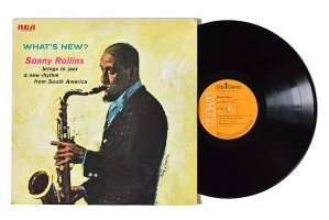 Sonny Rollins / What's New? / ソニー・ロリンズ