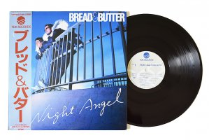 Bread & Butter / Night Angel / ブレッド&バター
