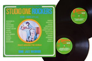 Various / Studio One Rockers / Sound Dimension, Ernest Ranglin, Dawn Penn, Jackie Mittoo 他